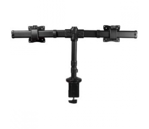 Startech Deskmount Dual-Monitor Arm - For Up To 27In Monitors - Low-Profile Design - Desk-Clamp