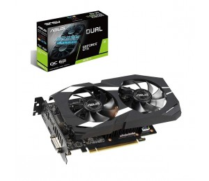 Asus Dual-Gtx1660Ti-O6G Nvidia Geforce Gtx 1660 Ti Graphics Card Asus-90Yv0Ct2-M0Na00