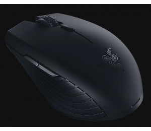 Razer Mouse: Atheris Mobile Mouse Dual 2.4 Ghz And Bluetooth Le Wireless Connectivity Atheris