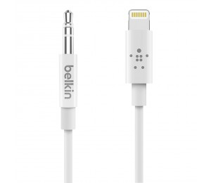 Belkin Lightning To 3.5Mm Audicable 1.8M White Av10172Bt06-Wht