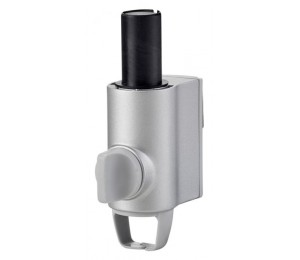 Atdec Arm Channel Clamp Silver Awm-lc-s
