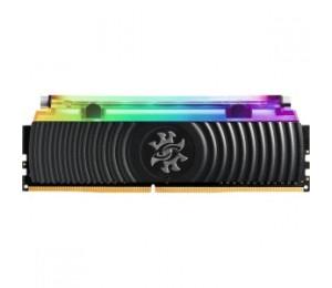 Adata Technology Xpg Spectrix D80 Ddr4 Rgb Liquid Cooling Memory 16gb(2x8gb) 3000mhz Ax4u300038g16-db80