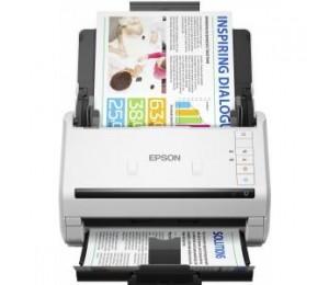 Epson Workforce Ds-530 Document Scanner / A4 / 35 Ppm / 600 X 600dpi / Usb / 50 Sheet Feeder B11b226501