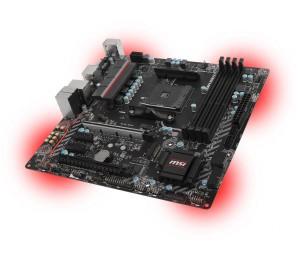 MSI B350M MORTAR AM4 AMD B350 SATA 6GB/S USB 3.1 HDMI MICRO ATX MOTHERBOARD B350M MORTAR