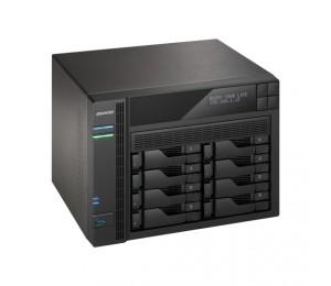 Asustor 8-Bay Nas Intel Celeron Quad-Cord As6208T