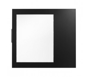 Bitfenix Black Comrade & Neos Chassis Window Side Panel Bfc-com-100-kkwa-rp
