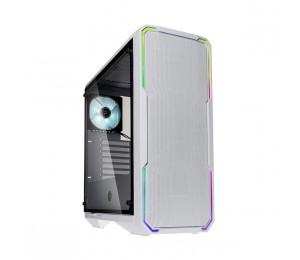 Bitfenix Enso Mesh Case White, Mesh Front Panel, Tempered Glass Window Side Panel, Atx/ Micro Atx/ Mini