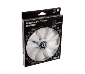 Bitfenix 200mm Spectre Pro Rgb 900rpm Fan With Controller Bff-srgb-20025c-rp