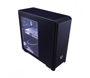 Bitfenix Black Nova Window Mid Tower Chassis (usb3) Bfx-nov-100-kkwsk-rp