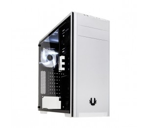 Bitfenix White Nova Tg Mid Tower Chassis Bfx-ntg-100-wwwkk-rp