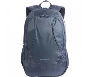"Tucano Doppio Backpack For Notebook 15.6"" And Macbook Pro 15"" Retina Bkdop-b"