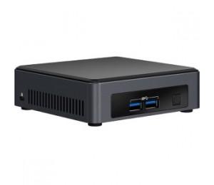 Intel Nuc Ultra Mini Pc Kit I7-8650u Ddr4(0/ 2) M.2(0/ 1) Wl-ac Vpro 3yr Wty Blknuc7i7dnk4e
