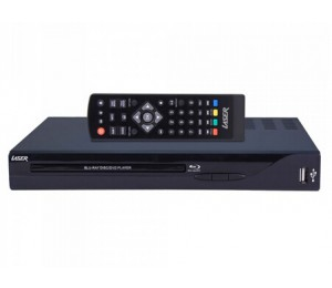 Laser Blu-ray Player Multi Region Hdmi Digital 7.1 With Lan For Bdlive Blu-bd3000