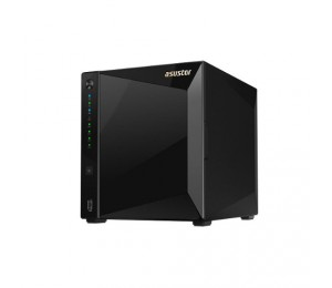 Asustor 4-bay Nas Marvell Armada A7020 1.6ghz Dual-core 2gb Ddr4 Gbe X2 10g Base-t X1 Wol Hardware