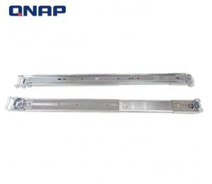 Qnap Rail-a03-57 Rack Slide Rail Kit - For 2u/ 3u Ts-ecx80u (ec1680u) Series (max 57kg Loading)