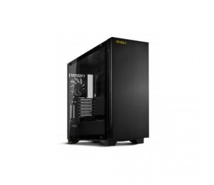 Antec Performance P110 Luce Atx Mid-tower Case Tempered Glass Side Rgb Logo. Two Years Warranty