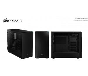 Corsair Carbide Series 678C Low Noise Tempered Glass Atx E-Atx Case Black Cc-9011167-Ww