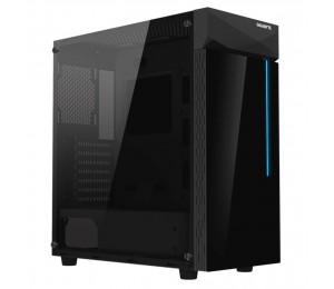 Gigabyte C200 Rgb Tempered Glass Atx Mid-Tower Pc Gaming Case - GB-C200G