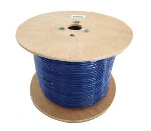 8Ware Cat6A Underground/ External Cable Roll 350M Blue Cat6A-Ext350Blu