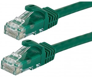 Astrotek Cat6 Cable 5m - Green Color Premium Rj45 Ethernet Network Lan Utp Patch Cord 26awg-cca
