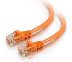 Astrotek Cat6 Cable 0.25m/ 25cm - Orange Color Premium Rj45 Ethernet Network Lan Utp Patch Cord