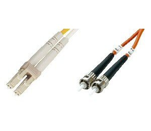 Cabac 1m Lc-stm/ Mode Duplex Fibre Lead Cable Hdlcstor1m-mm