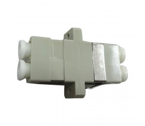 Linkbasic Fibre Optic Adaptor Lc Multimode Duplex Coupler (Pack Of 5) Adpt-Lc-Mm-Dplx