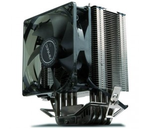 Antec A40 Pro Air Cpu Cooler 120mm Blue Led Fan. 77cfm. Intel 775 115x 1366 2011 And Am2 Am2 +
