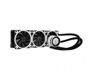 Antec Mecury 360 Rgb Liquid Cpu Cooler Large Pump Efficient Pwm Radiator Fan Graphite Bearings
