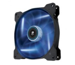 Corsair Air Flow 140mm Fan Quiet Edition w/ Blue LED 3 PIN - Superior cooling performance and LED