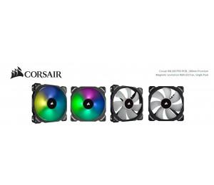 Corsair Ml140 Pro Rgb 140mm Premium Magnetic Levitation Rgb Led Pwm Fan Single Pack (embargo Nov