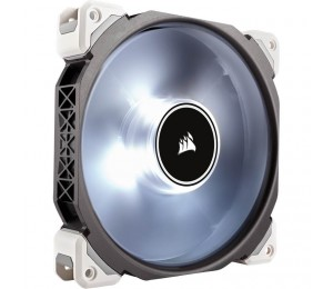 Corsair ML140 Pro LED, White, 140mm Premium Magnetic Levitation Fan CO-9050046-WW