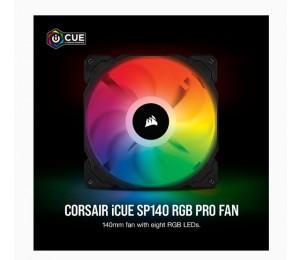 Corsair Sp 140Mm Fan Rgb Pro Single Pack Co-9050095-Ww