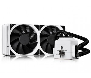 Deepcool Gamer Storm Captain 240Ex Aio Liquid Cooling Am4 White Captain240Exwha4