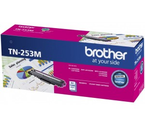 Brother Tn-253M Magenta Toner Cartridge To Suit - Hl-3230Cdw/ 3270Cdw/ Dcp-L3015Cdw/ Mfc-L3745Cdw/