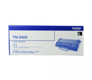 Brother Mono Laser Toner High YIED L5100DN/5200DW/6200DW TN-3420