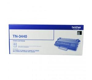 Brother Mono Laser Toner High 8000pg L5100DN/ 5200DW/ 6200DW TN-3440