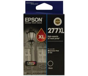 Epson 277XL High Capacity Blk Claria Photo HD C13T278192