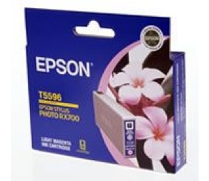 Epson T559 Light Magenta Rx700 C13t559690