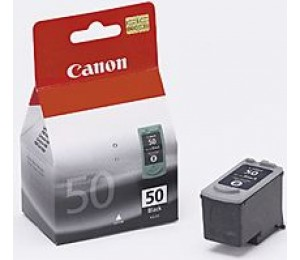 Canon Pg50 Black Ink Cart. High Yield Cartridge Pg50