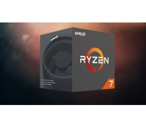 AMD Ryzen 7 1800X CPU 8 Core Unlocked 3.6GHz Base Speed with Turbo Speed 4GHz AM4 95w 16MB L3
