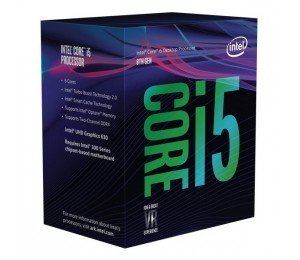 Intel Core i5-8400 2.8Ghz s1151 Coffee Lake 8th Generation Boxed 3 Years Warranty BX80684I58400