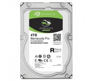 "Seagate 4Tb Barracuda 3.5"" Hdd 7200Rpm Sata3 6Gb/ S 128Mb Cache Hdd. 5 Years Warranty St4000Dm006"
