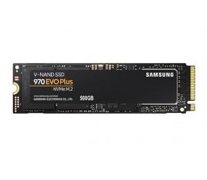 Samsung 970 Evo Plus M.2 500Gb Mlc V-Nand 3-Bit Mlc 3 500Mb/ S 2 300Mb/ S Mz-V7S500Bw