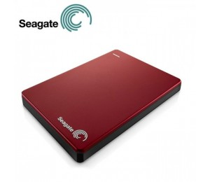 "Seagate 2Tb Slim External Hdd Red Backup Plus Usb3 2.5"" Portable 3 Years Warranty Stdr2000303"