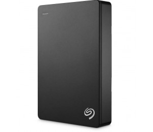 "Seagate Backup Plus 5tb 2.5"" Black Usb3.0 Backup Plus Portable - 2 Years Warranty Stdr5000300"