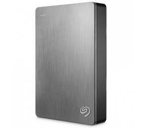 "Seagate Backup Plus 5tb 2.5"" Silver Usb3.0 Backup Plus Portable - 2 Years Warranty Stdr5000301"
