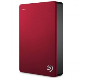 "Seagate Backup Plus 5tb 2.5"" Red Usb3.0 Backup Plus Portable - 2 Years Warranty Stdr5000303"