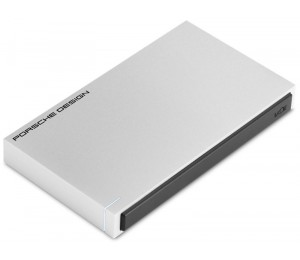 Lacie Seagate 1tb Porsche Design Usb 3.0 Portable External Hard Drive Stet1000400