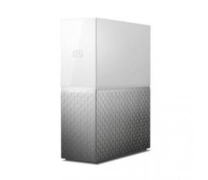 Western Digtal My Cloud Home 2Tb - Nas 1.4Ghz Dual-Core 1Gb Ddr3 Ram Backup Media Server - White